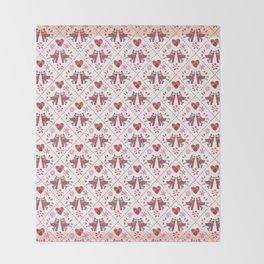 Quilted Milongueros - a Tango Gitano Pattern  Throw Blanket