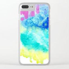 So California Clear iPhone Case