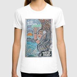 Mariåna, the 3rd Wave T-shirt