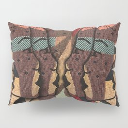 African Tapestry Pillow Sham
