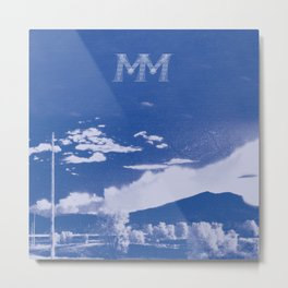 Modest Mouse - White Lies Metal Print