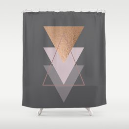 Nethelia-Cv Shower Curtain