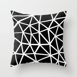 Seg Zoom 3 Throw Pillow