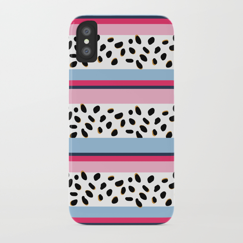 Summer Stripes Phone Case by Shes_that_wallflower PCS4050102