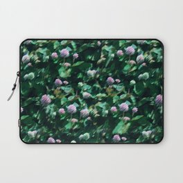 Passing Through the Clover Field Laptop Sleeve