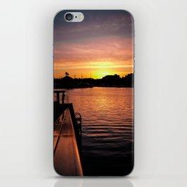 Golden Hour iPhone Skin