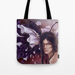 Head Is Not My Home Tote Bag