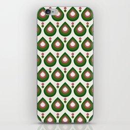 Drops Retro Confete iPhone Skin