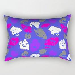 Color bright spot 1 Rectangular Pillow