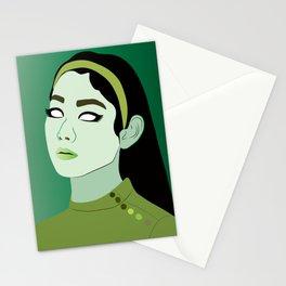 Scarah Screams Stationery Cards