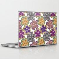 sakura Laptop & iPad Skins featuring Sakura by AnaAna