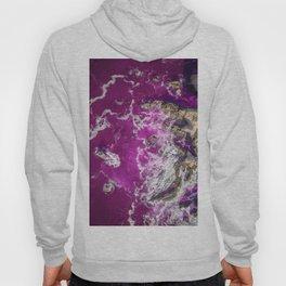 The pink sea Hoody