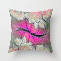 caleb troy Throw Pillows featuring Melon Of Troy by RubyJean