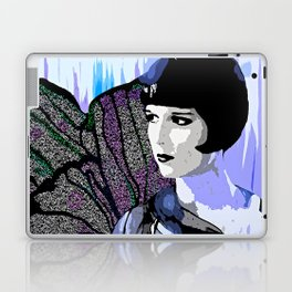 Louise Brooks:  We'll Always Have Paris Laptop & iPad Skin