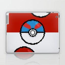 Poke Balls Laptop & iPad Skin