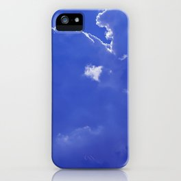 Clouds over Baden-Wurttemberg iPhone Case