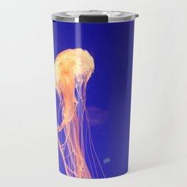 Sea Nettle Jellyfish #2 Travel Mug
