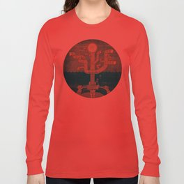 Eye Sea Long Sleeve T-shirt