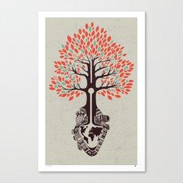 Fourish  Canvas Print