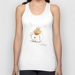 #coffeemonsters 468 Unisex Tank Top