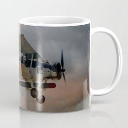 Stringbag Salute - (Swordfish Torpedo Bomber) Coffee Mug
