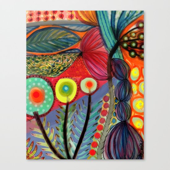 fascination Canvas Print