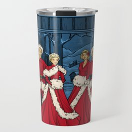 May Your Days be Merry and Bright Travel Mug