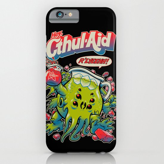 CTHUL-AID iPhone & iPod Case
