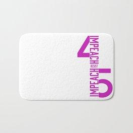RESIST / IMPEACH 45 Bath Mat