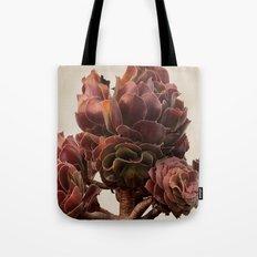 Wild & Succulent Tote Bag