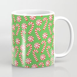candy canes and peppermints Coffee Mug
