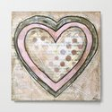 love hearts pink by heavensearth