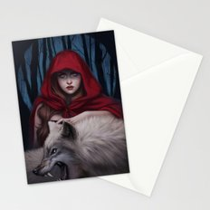 Blood to bear me flowers Stationery Cards