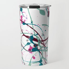 Mindfulness Nail Polish Travel Mug