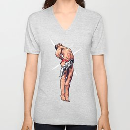 Astronaut's Dream Unisex V-Neck