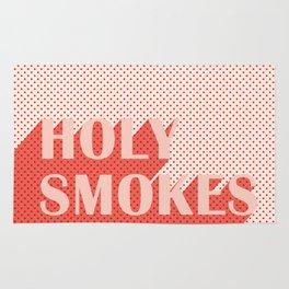 Holy Smokes Rug