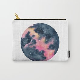Pink Yellow Galaxy (Lesley's Galaxy) Carry-All Pouch