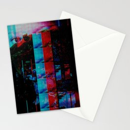 Face of a thousand Voices Stationery Cards