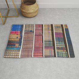 How Bookish are you? Rug