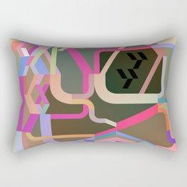 Maskine 1 Rectangular Pillow