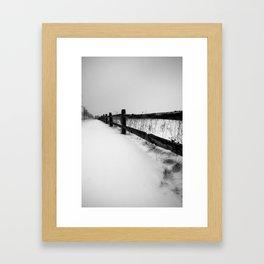 grayslake Framed Art Print