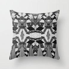 HYPNOTIZED Throw Pillow