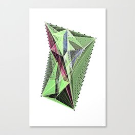 Geminate - Poison Canvas Print