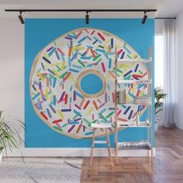 Donut Wall Mural