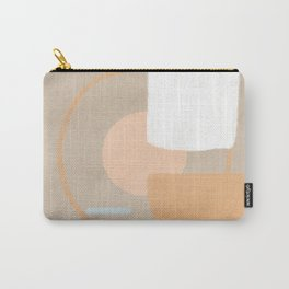 Simple shapes boho minimalist design Carry-All Pouch