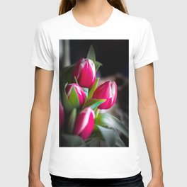 March Tulips T-shirt