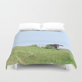 Rosa Cow Duvet Cover