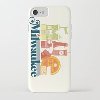 milwaukee iPhone & iPod Cases featuring MKE ~ Milwaukee, WI by Jeremy Pettis
