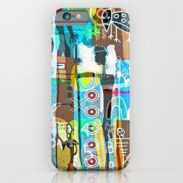 MAASAI iPhone Case