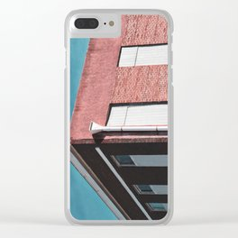 Small Town Clear iPhone Case